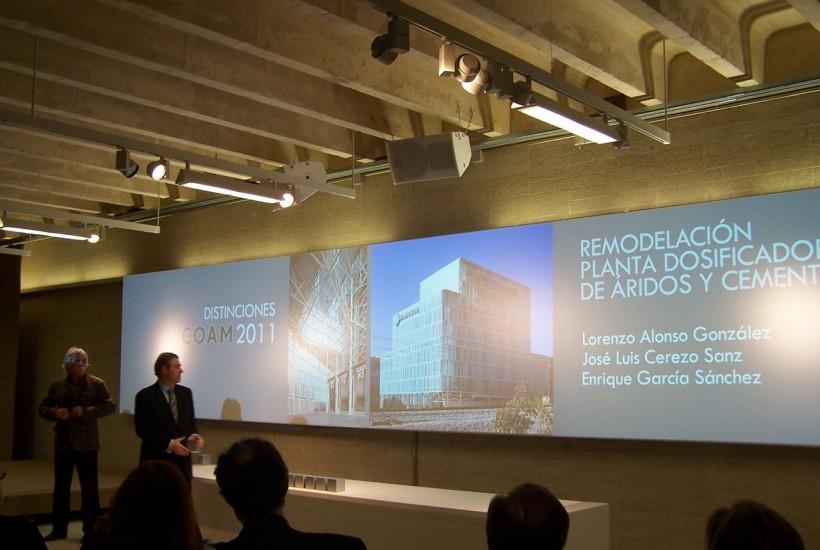 Lorenzo Alonso Arquitectos Premio COAM_02