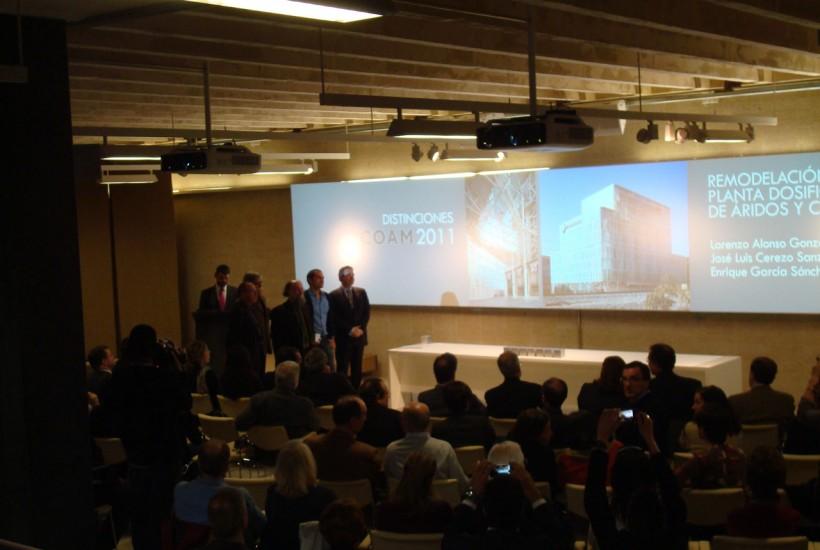 Lorenzo Alonso Arquitectos Premio COAM_03