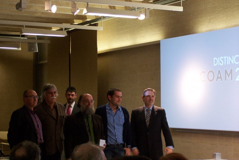 Lorenzo Alonso Arquitectos Premio COAM_04