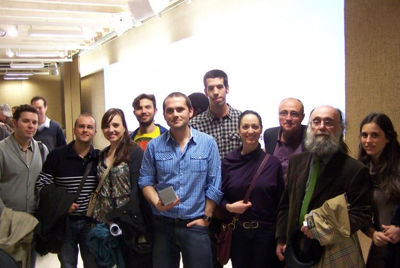 Lorenzo Alonso Arquitectos Premio COAM_05