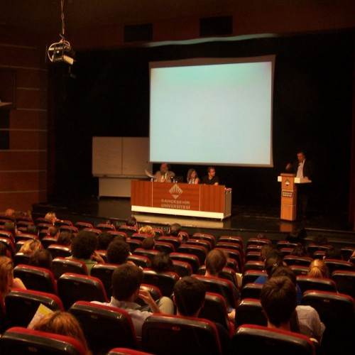 Lorenzo Alonso Arquitectos Conferencia Estambul