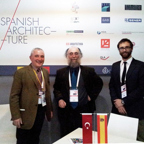 Lorenzo Alonso Arquitectos_ ICEX ARCHITECTURE MEETING SPAIN - TURKEY