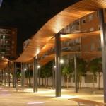 Lorenzo Alonso Arquitectos_PLAZA DE LA HISPANIDAD - Alcorcón