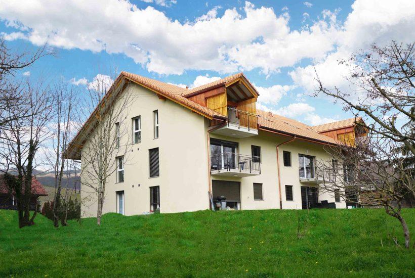 Lorenzo Alonso Arquitectos Montagny le ville