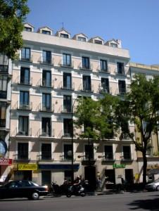 Lorenzo Alonso Arquitectos__Rehabilitación en Calle Luchana Madrid