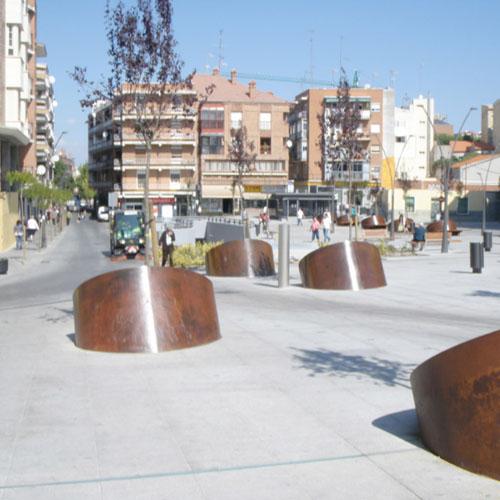 Lorenzo Alonso Arquitectos_PLAZA DE LAS FRQGUAS