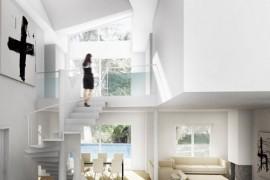 Lorenzo Alonso Arquitectos_REHABILITACION VIVIENDA UNIFAMILIAR_MIRASIERRA