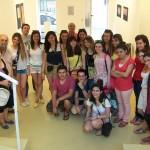 Lorenzo Alonso Arquitectos_ Visita alumnos a LAA