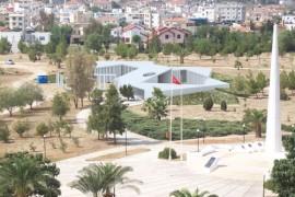 Lorenzo Alonso Arquitectos_Mausoleo en Chipre