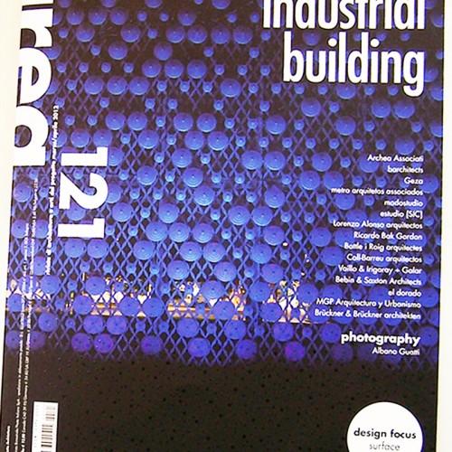 Lorenzo Alonso Arquitectos_ Publicación Industrial Building