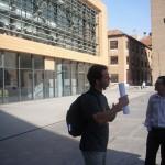 Lorenzo Alonso Arquitectos_ Semana de la Arquitectura Ayuntamiento de Alcorcón