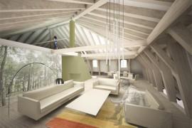Lorenzo Alonso Arquitectos_VIVIENDAS EN MONTAGNY LE VILLE SUIZA