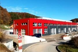 Lorenzo Alonso Arquitectos_ Complejo Artesanal y de Oficinas en Puidoux
