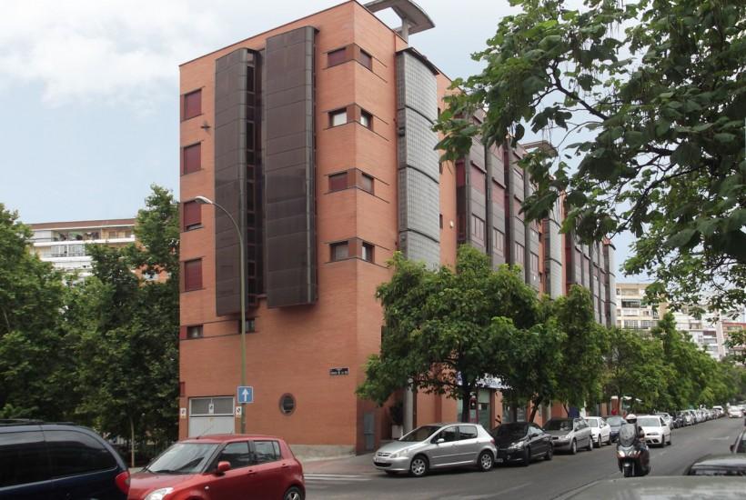 Lorenzo Alonso Arquitectos_Viviendas Puente de Ventas 02